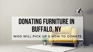 Donating Furniture in Buffalo NY