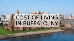 Cost of Living in Buffalo, NY